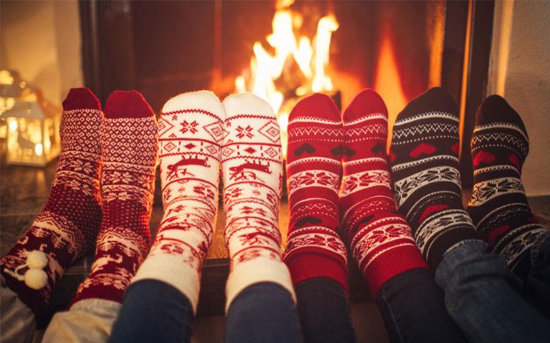 Коледни чорапи - Belioonline